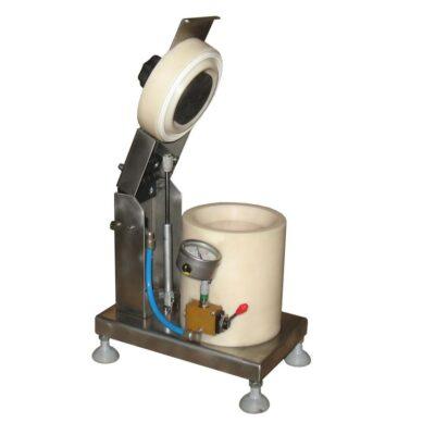 Χειροκίνητο βιδωτικό μηχάνημα εν κενώ βάζων, μπουκαλιών, σάλτσα, μαρμελάδα, πάστα ελιάς, ελιές
