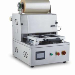 Ημιαυτόματο μηχάνημα θερμοκόλλησης τροποποιημένη ατμόσφαιρα