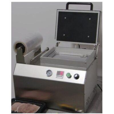 Χειροκίνητο μηχάνημα θερμοκόλλησης με κενό