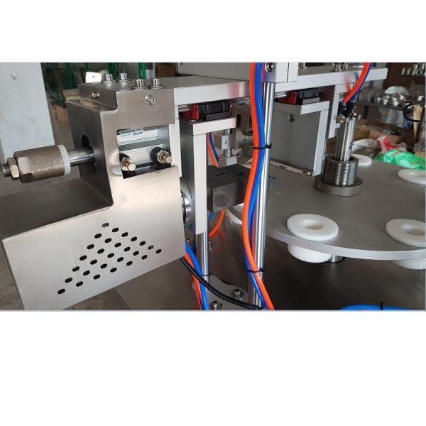 Αυτόματο γεμιστικό κλειστικό ultrasonic πλαστικών σωληνάριων 1