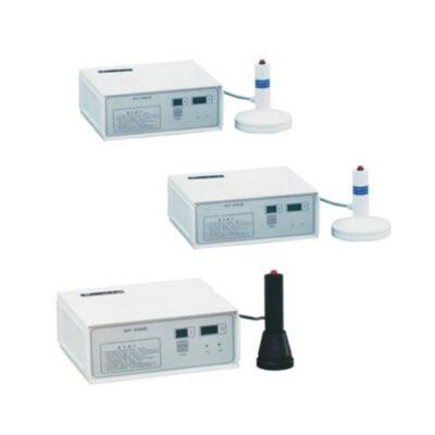 Επαγωγικό μηχάνημα σφράγισης δοχείων συσκευασιών